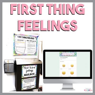 First Thing Feelings