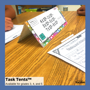 Task Tents
