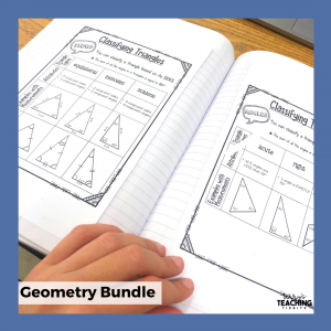 5th Grade Geometry Bundle