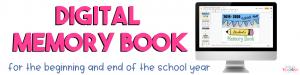 Digital Memory Book Title