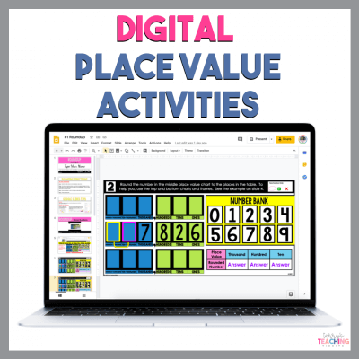 Digital Place Value Activities