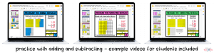 practice adding and subtracting decimals