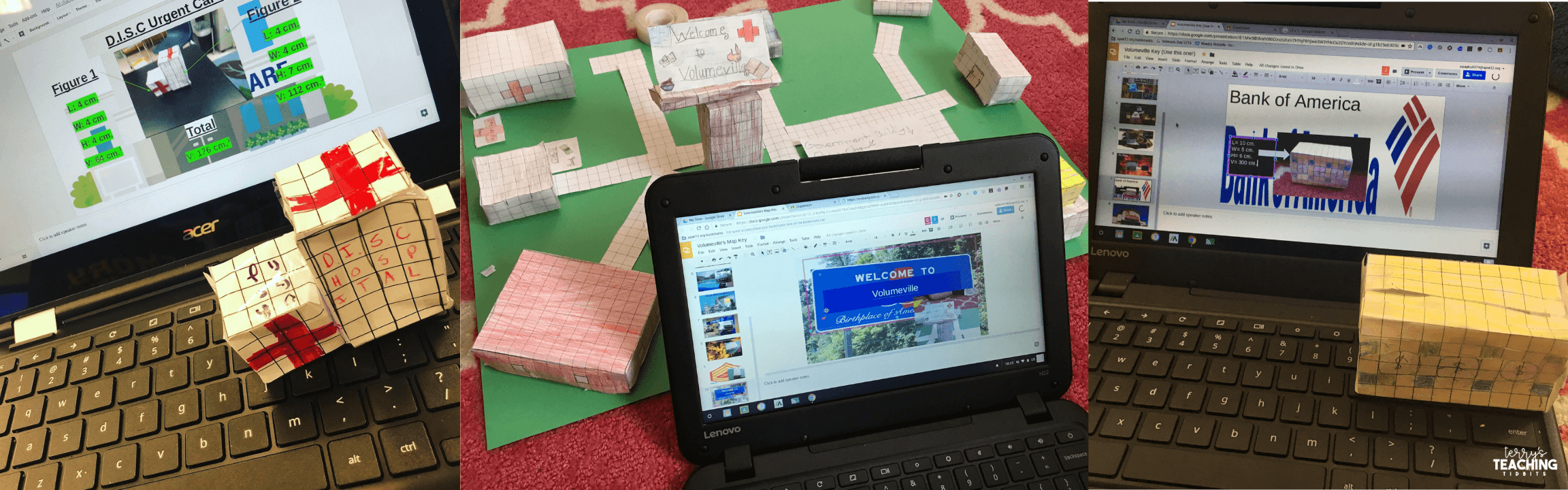 Volumeville Student Projects
