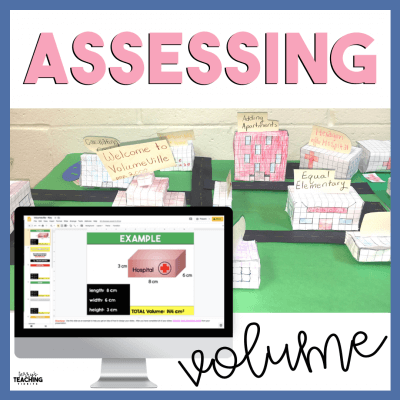 Assesssing Volume